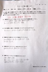 福岡 10代 男性 小学生 オスグッド アンケート